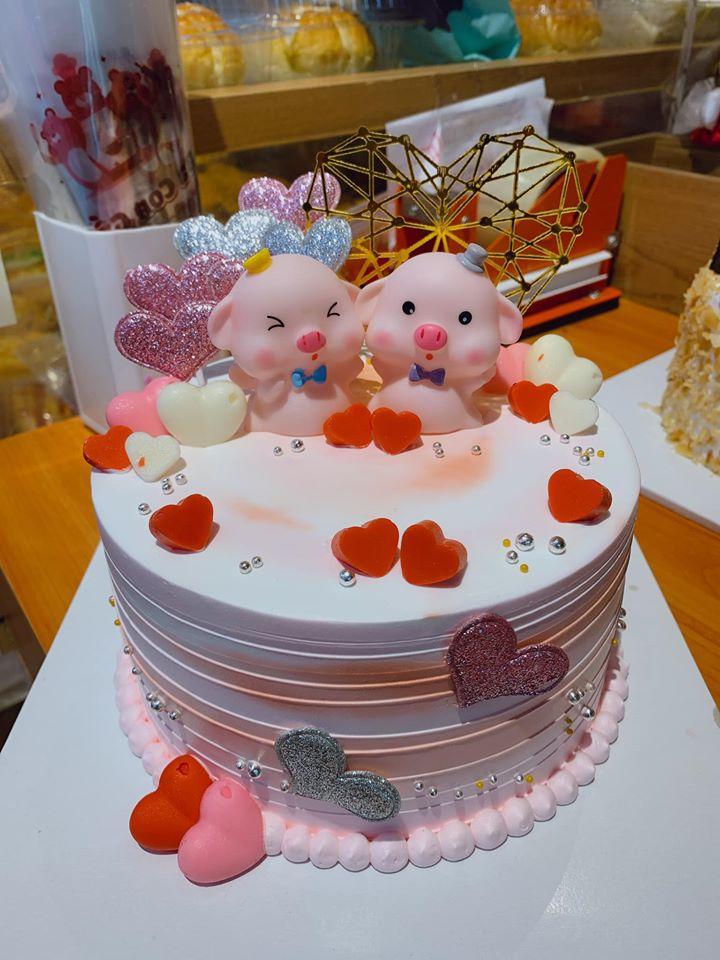 Top 7 tiệm bánh sinh nhật ngon nhất tại Bình Dương