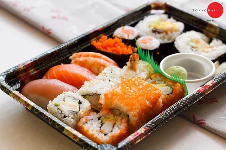 Top 4 Địa chỉ ăn sushi ngon nhất quận 2, TP HCM