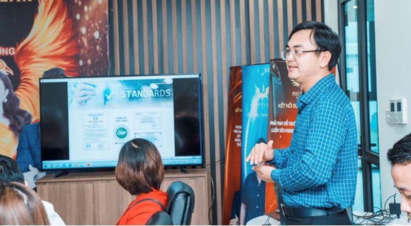 """Phoenix Pharma """" Bắt tay"""" ký hợp tác chiến lược với nhà máy Cvi để nghiên cứu phát triển sản phẩm"""