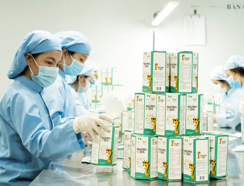 Top sản phẩm được tin dùng của Phoenix Pharma