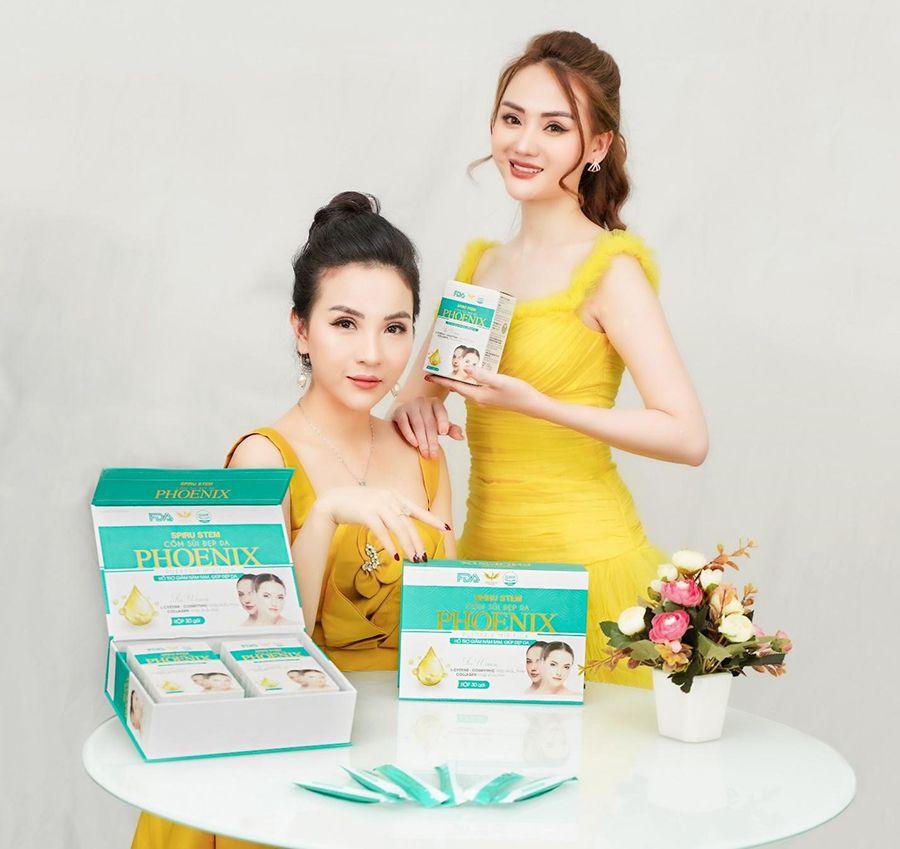 Sở hữu làn da đẹp khỏe đẹp toàn diện với các sản phẩm của Phoenix Pharma